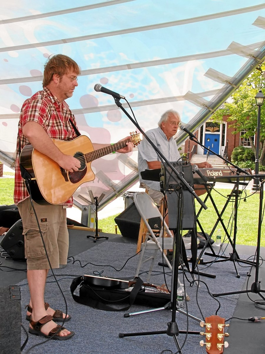 2014 - BLUE LOBSTER FESTIVAL - MARK MERCIER & MARK PARADIS - 01