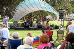 2014 - BLUE LOBSTER FESTIVAL - GENE DONALDSON & FRIENDS - 07