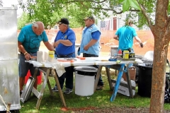 2014 - BLUE LOBSTER FESTIVAL - MEAL PREPERATION - 02